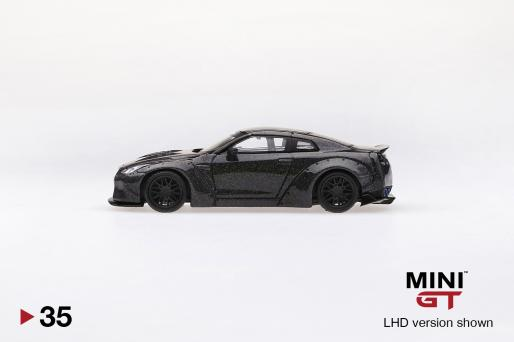 LB★WORKS Nissan GT-R (R35) Magic Grey